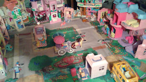 Sweet Streets Town by Mattel