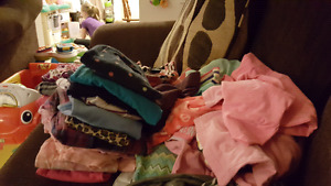 Girls size 3 and 4 clothes