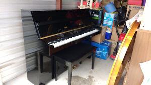 2007 Bergman Piano and Bench