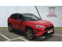 2021 Toyota RAV4 ESTATE 2.5 PHEV Dynamic 5dr CVT Auto SUV Petrol Plugin Hybrid A