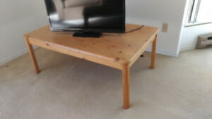 Two coffee tables for sale - must go!
