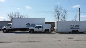 A Truck and 2 men $80/hour.  Why pay more? Kingston Kingston Area image 1