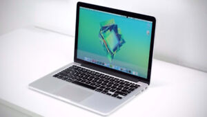 13 inch MacBook Pro with Retina Display