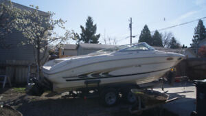 1997 23 foot Sea Ray with 454