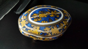 Ceramic Jewelry Box (BRAND NEW!)