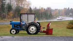 2000 ford gas tractor
