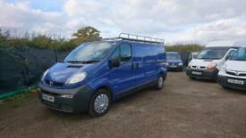 Vauxhall Vivaro 1.9CDTI ( 100ps ) 2900 LWB, New Cambelt & Service, Very Clean
