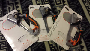 Petzl Ascenders - New and in packaging London Ontario image 1