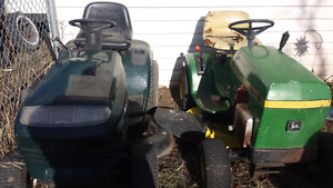 Wanted unwanted gas powered yard equipment
