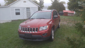 2012 Jeep Compass, perfect vehicle!!