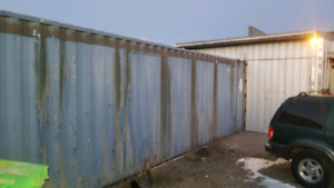 45 foot seacan SUPERSIZE shipping container