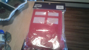3 hunter fan scarfs,great quality,2 Italy one England,New!!