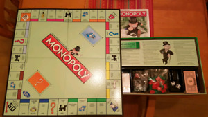 Monopoly board game - New conditon