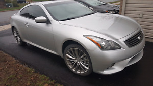 2011 infiniti g37xs coupe including 2 year warranty