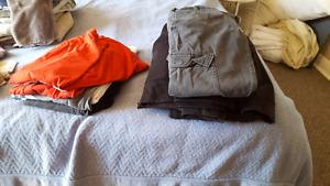 Boys pants and tshirts