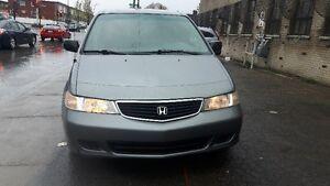 2001 Honda Odyssey Fourgonnette, fourgon
