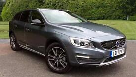2017 Volvo V60 D3 150hp Euro 6 Cross Country Automatic Diesel Estate