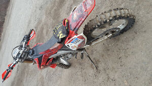 Crf450x looking to trade for seadoo