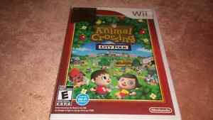 For sale, animal crossing city folk . complete with manual.  London Ontario image 1