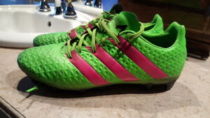 Chaussures de Soccer Adidas Pointure 8
