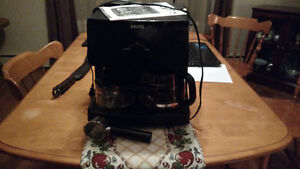 Krups Expresso coffee maker