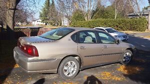 2002 Chevrolet Impala Sedan Peterborough Peterborough Area image 2