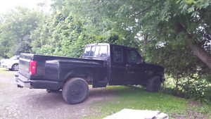 Ford F150 flareside 1993