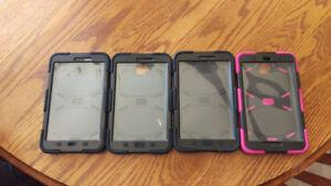 4x Griffin Survivor Samsung Tab 7 Cases