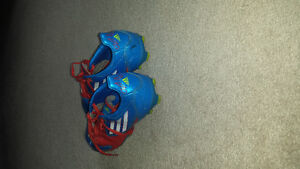 Adidas cleats 3.5
