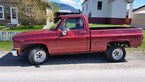 86 gmc  For sale