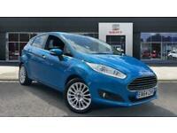 2014 Ford Fiesta 1.0 EcoBoost 125 Titanium 5dr Petrol Hatchback Hatchback Petrol
