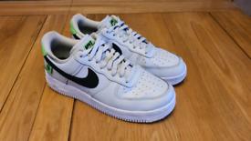 Nike Airforce 1 size UK 7.5