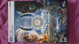 Fallen Angel Sacred 2 - PC Game used