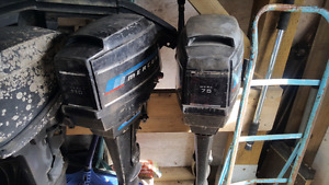1970s mercury outboards