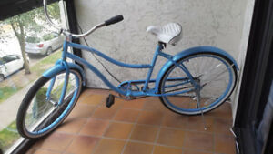 Bike for sale - Capix Aplayado Cruiser practically brand new