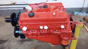 350 chev engine