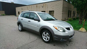 2003 Pontiac Vibe Hatchback AUTOMATIC ( VERY CLEAN )