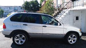 BMW X5 ,ECONOMIQUE !! BELLE BELLE !
