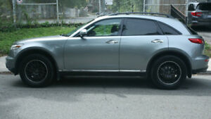 For Sale 2008 Infiniti FX35 with $3500 of aftermarket extras