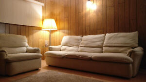 SET OF 3  ( sofa 3pls , loveseat and  armchair)