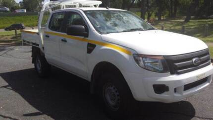 2012 FORD RANGER PX 2.2 CREW CAB 4X4 AUTOMATIC (NOT MINES) Rochedale South Brisbane South East Preview