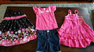 Girl clothes 3T por $8