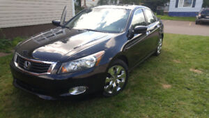 2008 Honda Accord ex_l Sedan