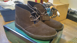 Clarks Original Desert Boot Un Used