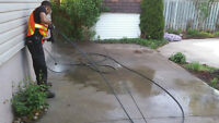 Pools and Decking Power washing service