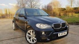 2009 BMW X5 XDRIVE 3.0 30D M Sport 7 Seater Full Main Dealer S.History