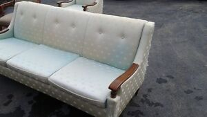 ANTIQUE  SOFA AND CHAIR PROJECT