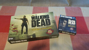 The walking dead best defense  board game and woodbury expansion West Island Greater Montréal image 1