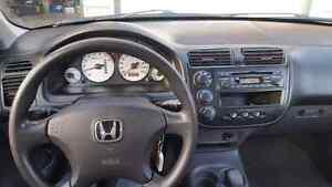 2004 Honda Civic sedan Edmonton Edmonton Area image 2