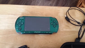 psp 3000 and games